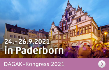 DÄGAK Kongress in Paderborn 2021